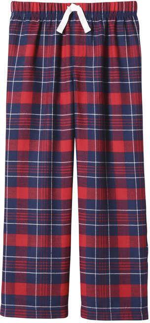 Joe Fresh Kid Boys' Sleep Pant, Fire Red (Size M)