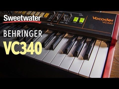 New video Behringer VC340 Vocoder Review by Daniel Fisher
