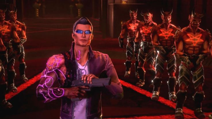 Saints Row: Gat Out of Hell revealed with trailer and images + Saints Row IV: Re-Elected heads to Xbox One, PS4 - Lightning Gaming News