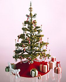 ... pipe cleaners diy christmas trees trees decor martha stewart cleaners