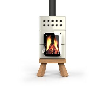 Mini Stack is the new born in the line. With its small dimensions, is a stove with a nominal output of 6 kW, 77% efficiency and emissions already in compliance with the BimSchV2, German regulation whi…