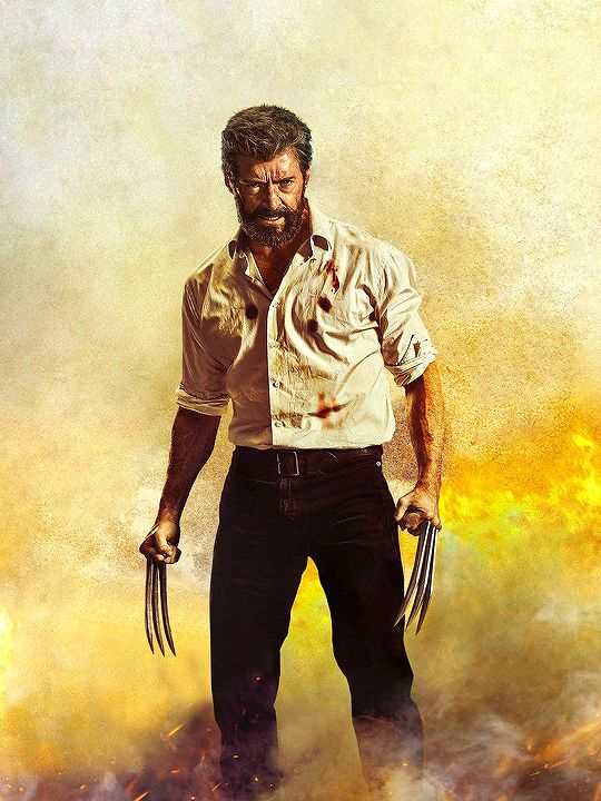 "comicbookdaily: ""New 'Logan' promotional still """