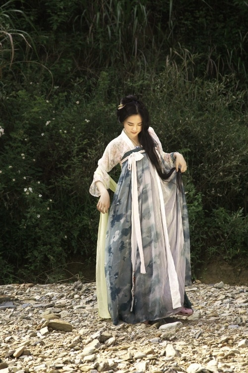 hanfu tang dynasty