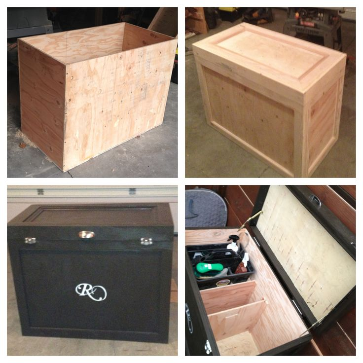 Custom made horse tack box 1 By Dylan M. Ernst email if interested in having a tack box custom built. Dylanmernst@gmail.com