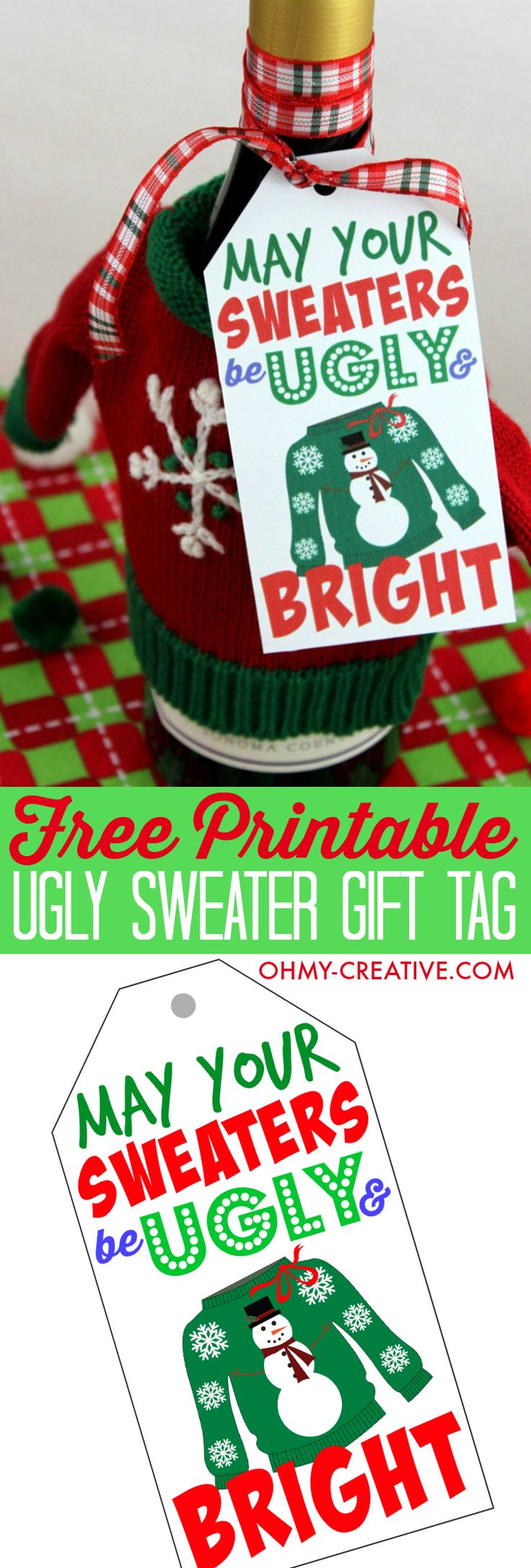 The 35 best images about ugly sweater party on pinterest dont show up to the ugly christmas sweater party empty handed use 1betcityfo Images