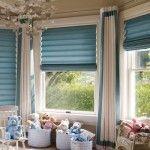 Soft Blue Wrinkles – Roman Shades – #Blau #Falten #Roman #Shades #Soft   – Vorhang