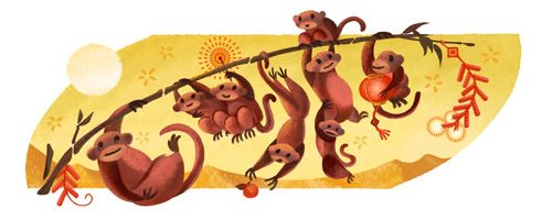 happy new year, dear asian friends & colleagues! courtesy of @googledoodles #WGBD
