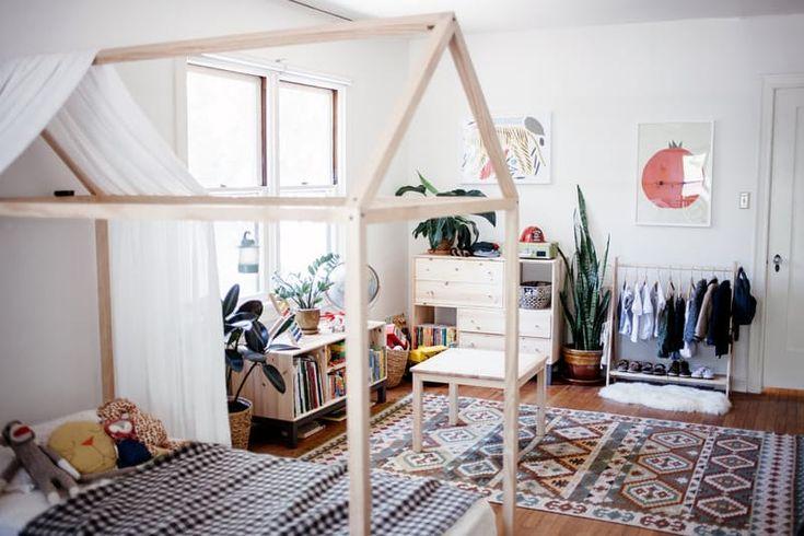 Die 25 besten ideen zu langes schmales zimmer auf - Schmales wohnzimmer ...