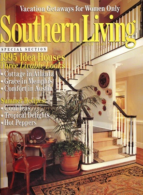 August 1995 1995 Idea Houses Three Livable Looks 1995