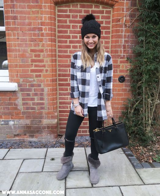 Winter Uniform | Anna Saccone Joly