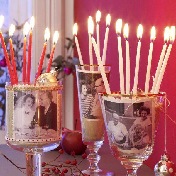 Kerzenständer selbermachen