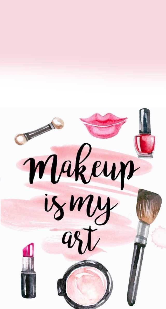 Papéis de Parede de Maquiagem Iphone beauty, Makeup