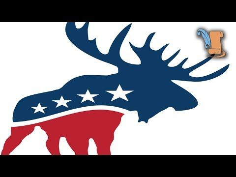 US History: A quick video recap of the important details you need to know about the Bull Moose political party lead by Theodore Roosevelt during the 1912 presidential election.