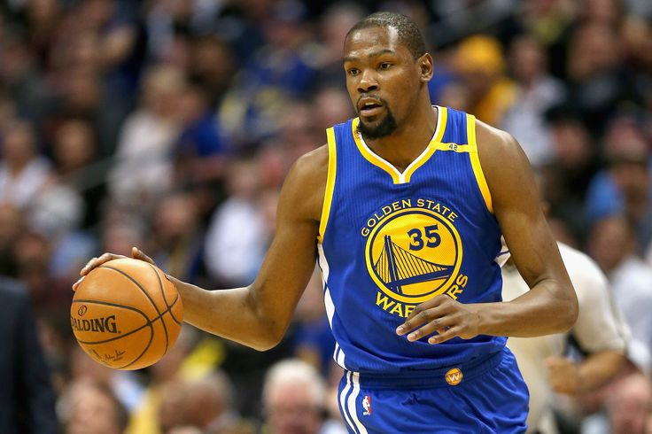 Golden State Warriors  star  Kevin Durant  went to the locker room during Tuesday's game against the  Washington Wizards  after suffering a knee injury, per  Ethan Strauss  of ESPN...