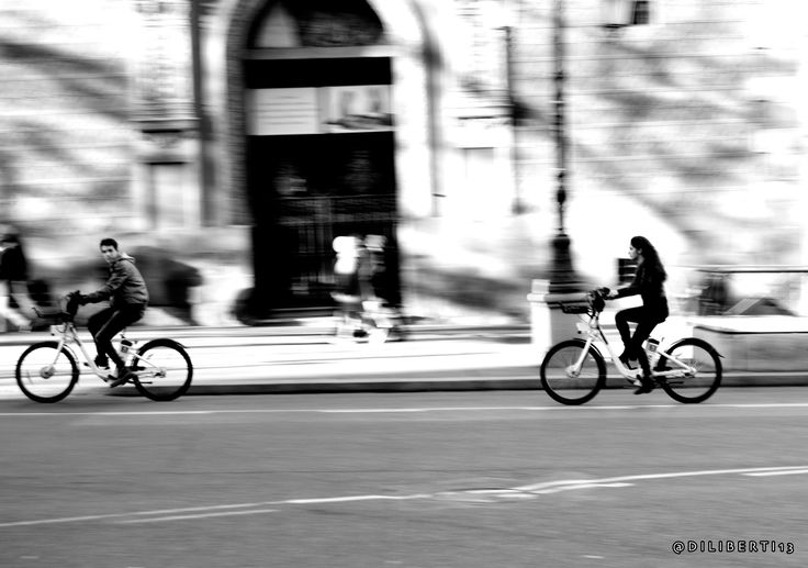 Bicis Madrid by Diego Tovar Di Liberti on 500px