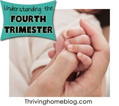 A great post by a mother and a postpartum doula that has been helping families prepare for the Fourth Trimester and studying it for eight years.