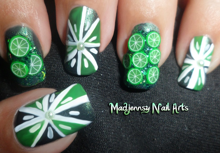 14 best fimo nail art images on Pinterest | Fimo, Diseños artísticos ...