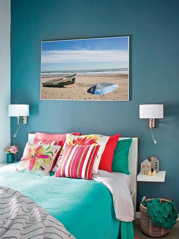 Un appartement coloré avec terrasse en Andalousie