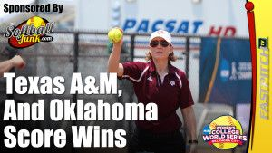 "Todays Fastpitch Softball TV Blog Post is ""Texas A&M And OU Score Opening Wins In Norman Regional"" Written By Bill Plummer  Read the full article http://fastpitch.tv/texas-am-and-ou-score-opening-wins-in-norman-regional#more-30560  Please visit my website http://SoftballJunk.com/  Subscribe to the newsletter http://fastpitch.tv/newsletter"