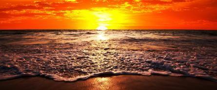 Horizon: De grend tussen de lucht en de aardbol.