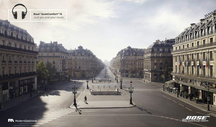 Adeevee - Bose: Empty City