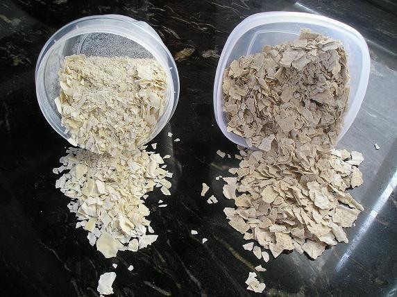 Un pedazo de pan: La masa madre paso a paso (VI): conservar la masa madre