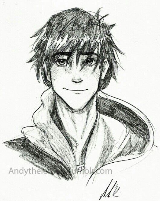 A drawing of Percy :)