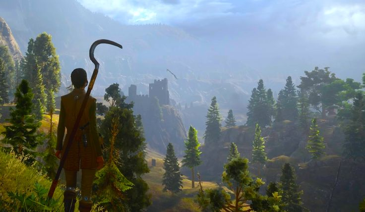 ​11 Things You Should Know About Dragon Age: Inquisition, Kirk Hamilton 11/11/14