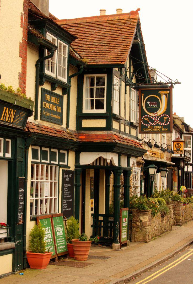 https://flic.kr/p/FzkaSY | The Bugle | Yarmouth, Isle of Wight