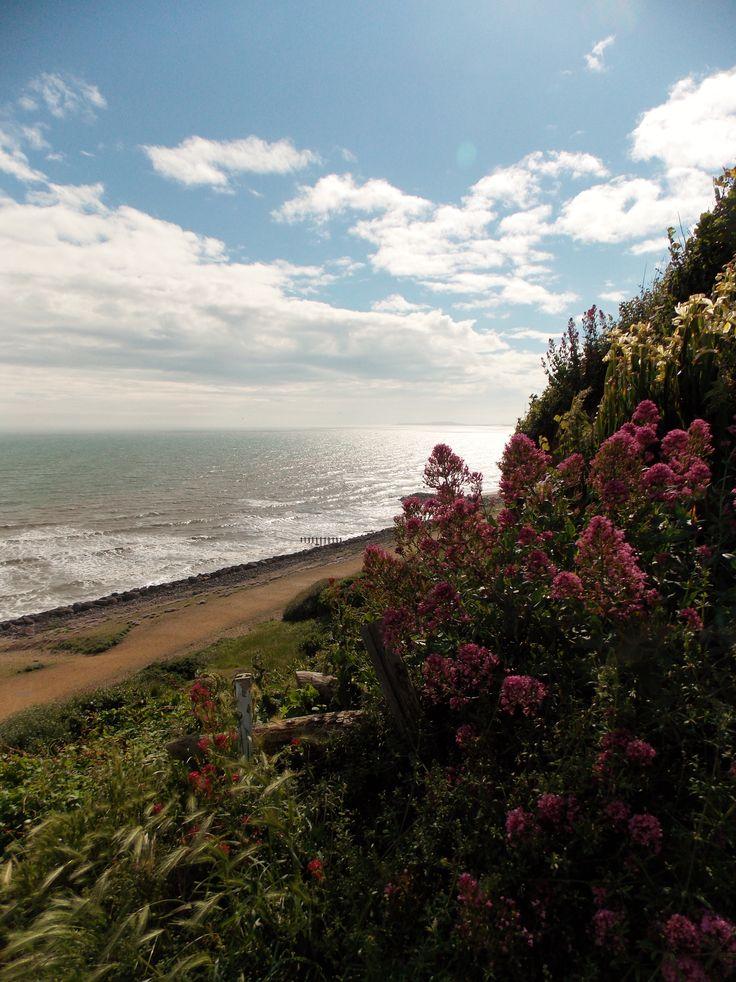 Barton on Sea, Hampshire, England. By B Lowe