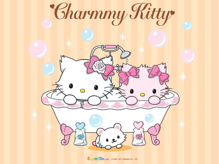 Imagenes De Baños De Hello Kitty: De Hello Kitty en Pinterest
