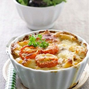 Макароны, запеченные с помидорами, под сыром рецепт – итальянская кухня: основные блюда. «Афиша-Еда»