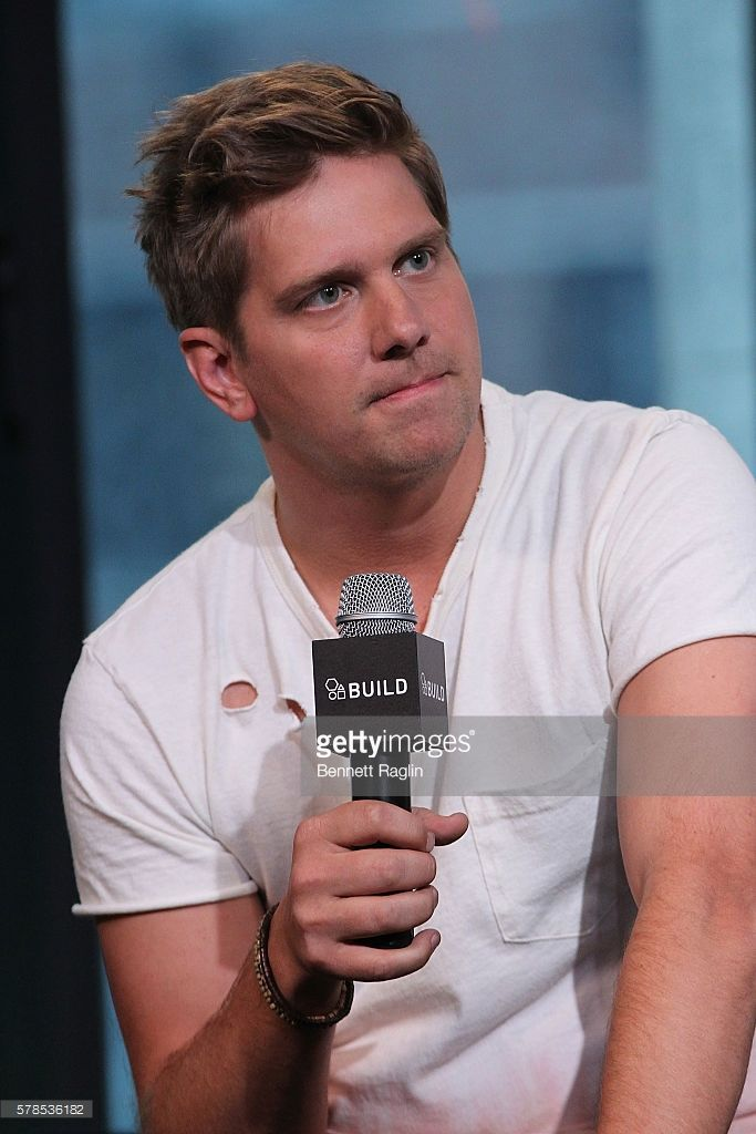 Recording artist Bo Rinehart of NeedtoBreathe attends the AOL Build Speaker Series to discuss 'Hardlove' at AOL HQ on July 21, 2016 in New York…