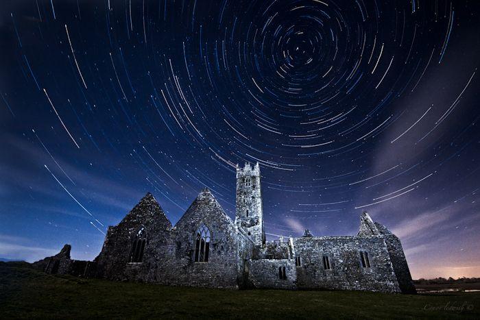 The Ross Errilly stars - Ireland