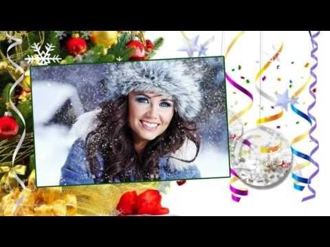 #Видео #поздравление #СНовымГодом, #Друзья! #Видеопоздравление С Новым г...