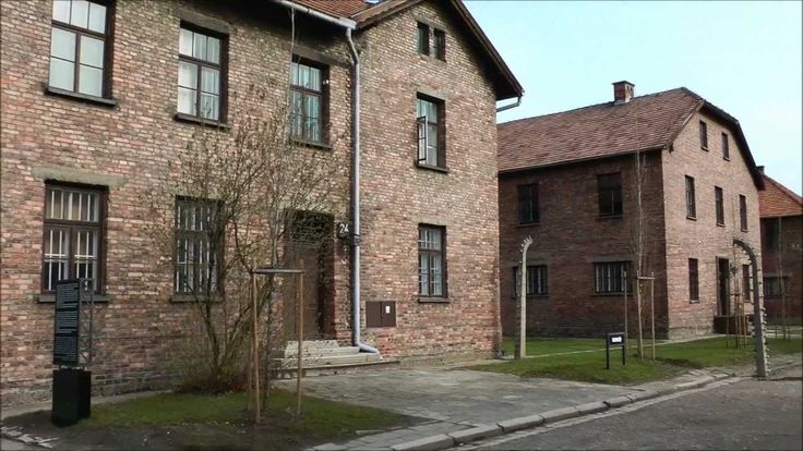 A Walk Through Auschwitz I Concentration Camp   In 1080p HD  @Olivia Lauth Be sure you have tissues with you.