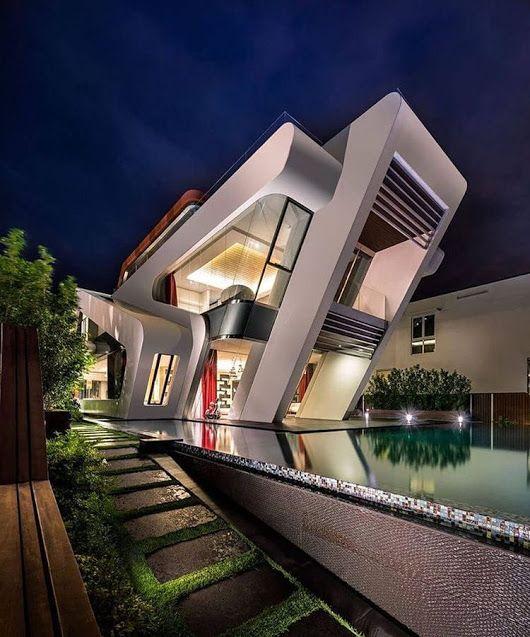 Modern Architectural Interior Design