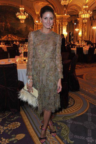 Vestidos de Olivia Palermo