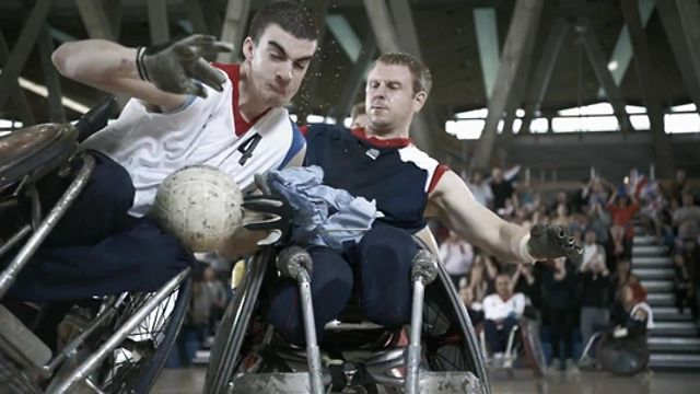Channel 4 Paralympics - Meet the Superhumans by IWRF. A great TV #commercial promoting the 2012 #London Paralympics. Produced by C 4 Paralympics at http://paralympics.channel4.com