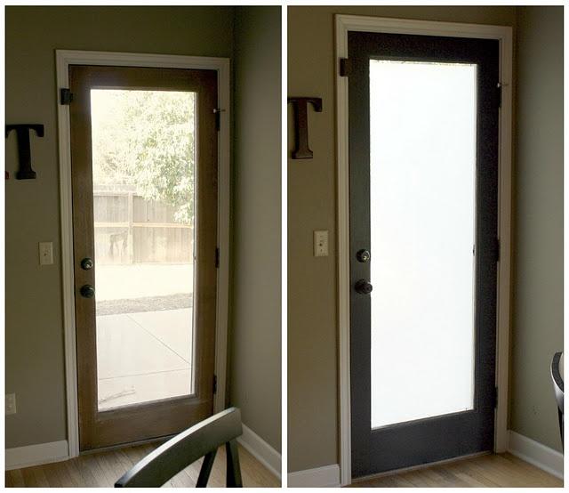 Back Door Idea For The Home Doors Door Makeover Back Doors