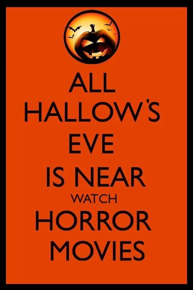 Yep June Is Close Enough Canu0027t Wait Till Night Horror Movie Marathon