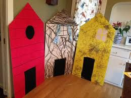 Image result for three little pigs houses