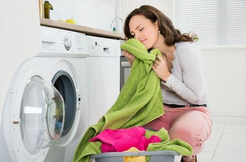 お洗濯の嫌な匂いも撃退!繰り返し使える。柔軟剤シートの作り方