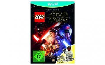 [Angebot]  LEGO Star Wars: Das Erwachen der Macht  Special Edition (exkl. bei Amazon.de)  [Wii U] für 1214