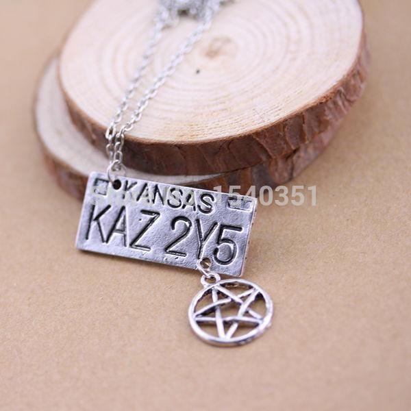 Necklace Type: Pendant Necklaces Metals Type:Zinc Alloy Chain Type: Link Chain Material: Zinc Alloy Brand Name: GS Length: 45 CM Item Type: Necklaces Shape\pattern:Geometric