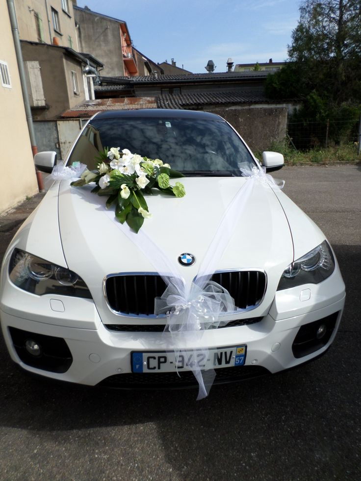 ... about Déco voiture mariage on Pinterest  Cars, Deko and Composition