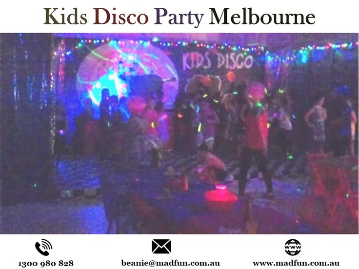 Kids #Disco #Party In Melbourne