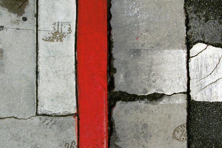 Franco Fontana - Asfalto, Los Angeles