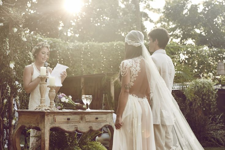 Casabodas boho-chic: Renata + Diego - Berries and Love