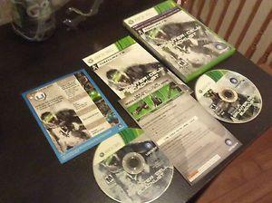 Tom Clancy's Splinter Cell: Blacklist (Xbox 360, 2013)
